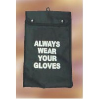 "15"" Bag for 14"" Rubber Gloves, Chicago Protective Apparel"